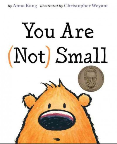 Cover of You Are Not Small.jpg