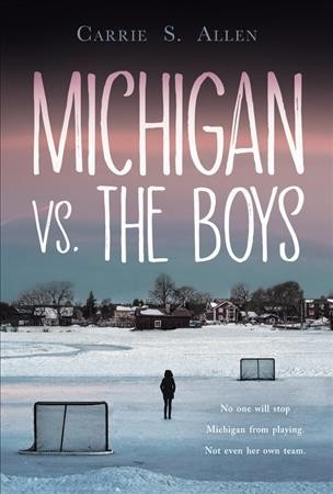 Michigan Vs. The Boys by Carrie Allen
