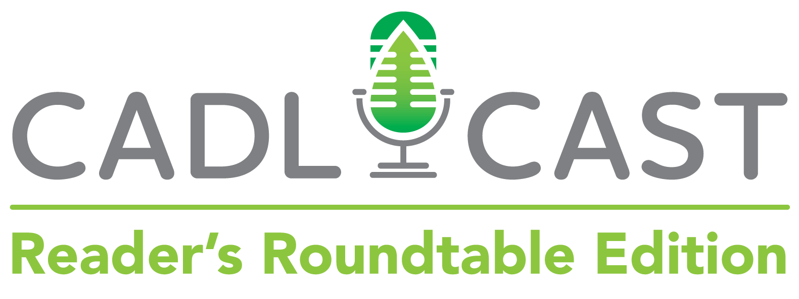 CADLcast Reader's Roundtable Edition Logo