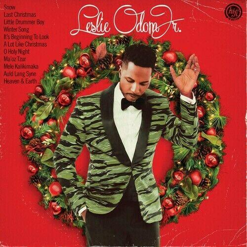 The christmas album by Leslie Odom Jr.