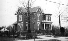 "Home at 1230 West Willow Street, known as ""Beechenbrooks"""