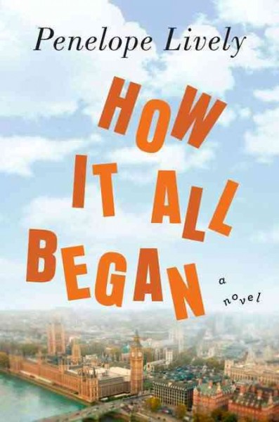 Cover of the book How It All Began